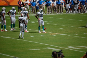 Dolphins v. Chargers Week 5 2008 NFL