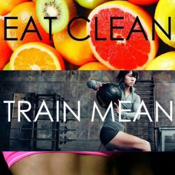 Eat Lean. Train Mean. Gain Muscle!
