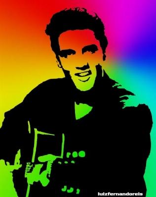 Elvis Presley cor 04