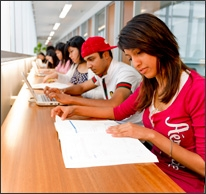Entitled Students Work On School Publication And Field Placement In The Book And Magazine Publishing