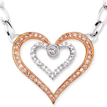 Everday is special with diamond jewelry