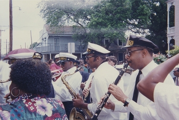 Funeral New Orleans Style