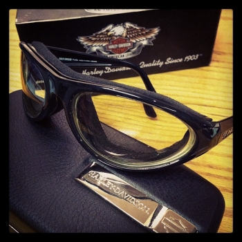 Harley Davidson Goggles #motorcycles #harley #custom #sunglasses