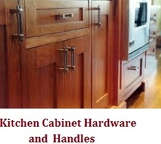 Ideas for Selecting Kitchen Cabinet Hardware and Handles