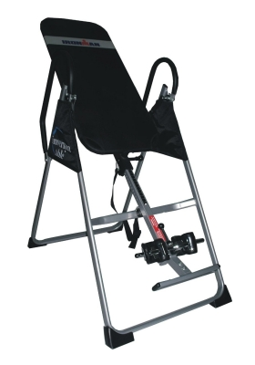 Ironman Inversion Table - Back Pain Relief through Inversion Therapy