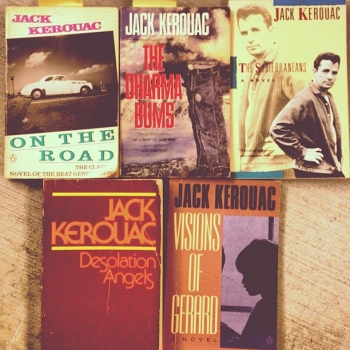 Jack Kerouac Novels