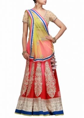 Lehengas Popularity in India