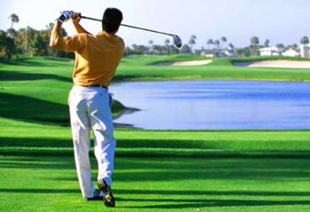 Make Your Golf Swing Traditional