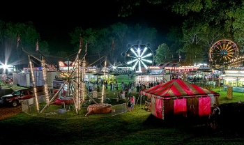 Night At The County Fair - Denver-Lancaster, PA