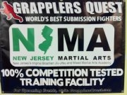 NJMA Purple Belt Dan Pacific Wins Gold at the Recent Amateur Grappling League
