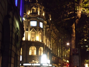 Novello Theatre - Aldwych, London - Crazy For You