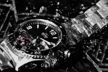 Orient Automatic Sports Mens Watch model ER2A004D