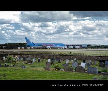 Photostitch | Leeds & Bradford Airport