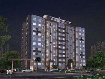 Pisoli Offers Spacious 1 BHK Flats in Pune