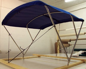 Revamping Your Old Boat With A Brand New Bimini Top Makeover On A Budget