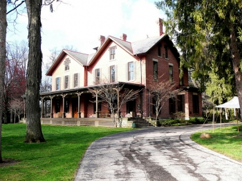 Rutherford B. Hayes Home