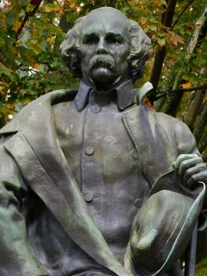 Salem Massachusetts Sculpture