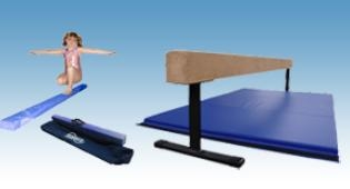 Setting Up an Efficient - and Fun - Home Gymnastics Practice Area