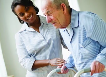 Signs She Is the Right Caregiver