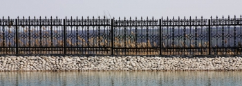 Steel and Wire Fencing - The Most Advanced Fencing System