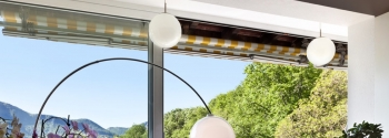 Sunscreen and Roller Blinds Popular Window Furnishing