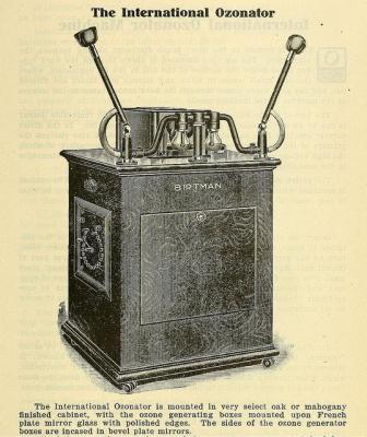 The International Ozonator