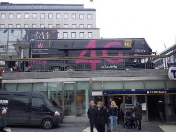 Turnébuss 4G