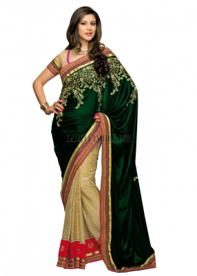 Wedding Sarees - The Most Cherished Attire in Woman
