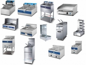 What are the Three Main Areas of Catering Equipment at a Wedding?